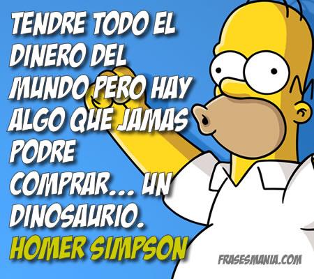 Las frases mas inteligente de homero simpson - Taringa!