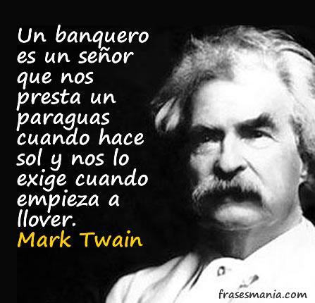 frases celebres de mark twain