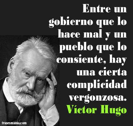 Frases de Victor Hugo - Proverbia - Citas y frases - HD Wallpapers