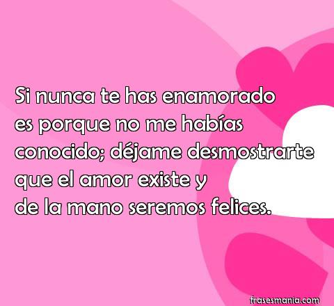 Dedicatorias romanticas