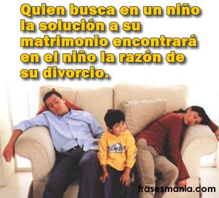 frases sobre matrimonio y divorcio