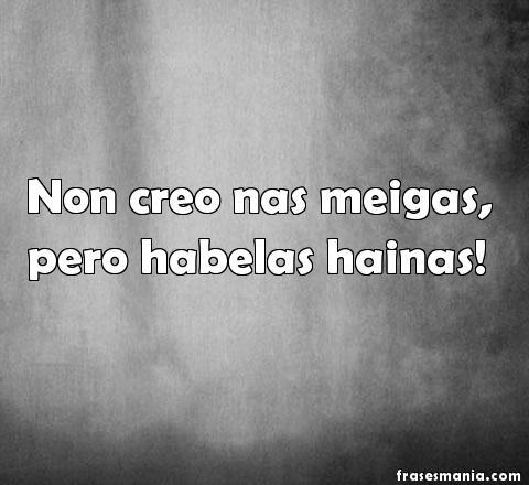 frases gallegas para ligar