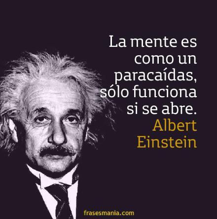 La Mente Es Como Un Paraca 237 Das S 243 Lo Frases