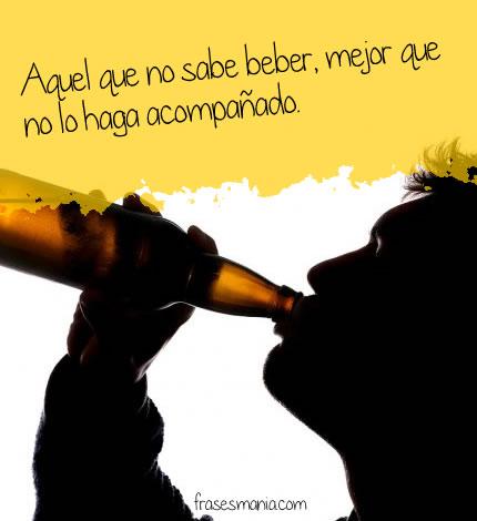 Saber beber