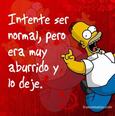 Ser normal