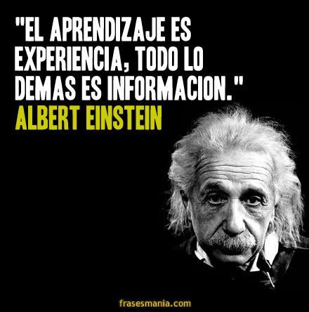 Citas de Einstein