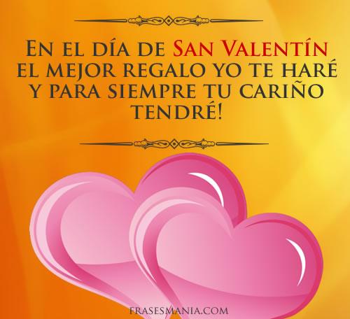 Felíz San Valentín